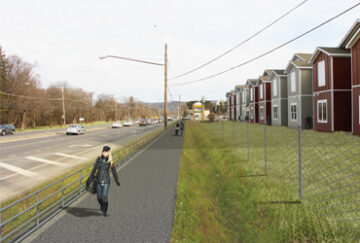 NYS ROUTE 434 GREENWAY DESIGN